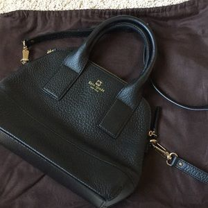 Kate Spade New York Black purse 2way shoulder bag